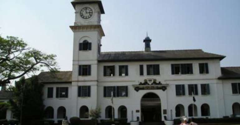 Achimota School Administration Block